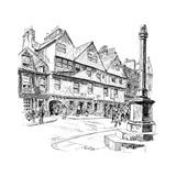 Bakehouse Close, Edinburgh, 1911-1912 Giclee Print