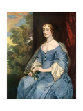 Barbara, Countless of Castlemaine, C1660S Giclee Print by Peter Lely
