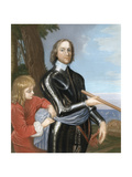 Oliver Cromwell, English Military Leader and Politician, 1649 Giclee Print by Robert Walker