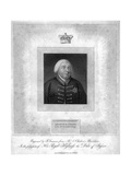 George the Third in the 51st Year of His Reign Giclee Print by  Freeman