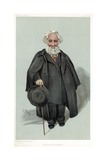 William Huggins, British Astronomer and Spectroscopist, 1903 Giclee Print by  Spy