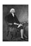 James Madison (1751-183), Fourth President of the United States, 19th Century Giclee Print