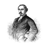 Duke Ernest of Saxo Coburg Gotha, 1900 Giclee Print