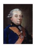 Portrait of Henry Frederick, Prince in Prussia, Margrave of Brandenburg Schwedt, 1783 Giclee Print by Johann Heinrich Schmidt