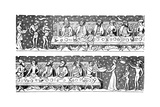 A State Banquet, 15th Century Giclee Print