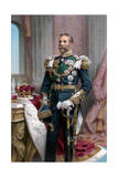 Prince of Wales, 1902 Giclee Print by Samuel Begg