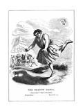 The Shadow Dance, 1843 Giclee Print