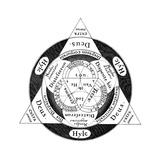 The Divine Harmony of the Microcosm and the Macrososm, C1617 Giclee Print