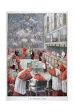 The Conclave, 1903 Giclee Print