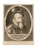 Robert Dudley, 1st Earl of Leicester (1532/33158), English Nobleman, 1889 Giclee Print by Hendrik Goltzius