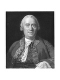 David Hume, Scottish Philosopher, Historian and Economist, 1837 Giclee Print by Allan Ramsay