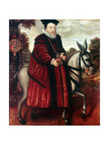 William Cecil, 1st Baron Burghley (1520-159), English Statesman Giclee Print