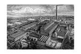 Camperdown Linen Works, Dundee, C1880 Giclee Print
