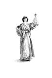 Portia, 1895 Giclee Print by Edwin Austin Abbey