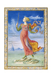 Allegory of Rome, C1448 Giclee Print by Francesco Di Stefano Pesellino