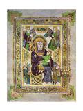 The Virgin and Child, C800 Ad Lámina giclée