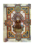 Portrait of St John, 800 Ad Giclee Print