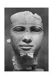Khafre (2520BC-2494B), Ancient Egyptian Pharoah, 1936 Giclee Print