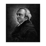 William Herschel (1738-182) German-Born English Astronomer Giclee Print