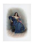 Katharine, 1891 Giclee Print by Charles Robert Leslie