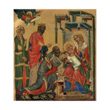 The Adoration of the Magi, C1350 Giclee Print