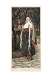 The Magnificat, C1890 Giclée-tryk af James Jacques Joseph Tissot