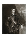 Henry Ireton, English General, 17th Century Giclee Print by Robert Walker