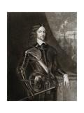 Henry Ireton, English General, 17th Century Giclee Print by Robert Walker