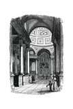 St Stephen's Church, Walbrook, London, 1833 Giclee Print by  Jackson