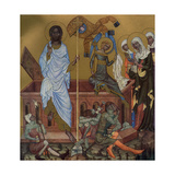 The Resurrection of Christ, C1350 Wydruk giclee