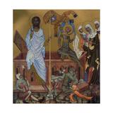 The Resurrection of Christ, C1350 Giclee Print