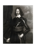 Thomas Fairfax, 3rd Lord Fairfax of Cameron, English Soldier, 17th Century Giclee Print by Robert Walker
