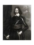Thomas Fairfax, 3rd Lord Fairfax of Cameron, English Soldier, 17th Century Giclee Print by Robert Walker