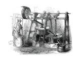 Chocolate Mill, 1886 Giclee Print
