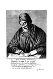 Euclid, Ancient Greek Mathematician, 1661 Giclee Print