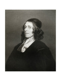 John Owen, English Theologian, 17th Century Giclee Print by Robert Walker