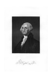 George Washington, the First President of the United States, 1872 Giclee Print