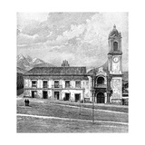 The Palace of Congress, La Paz, Bolivia, 1895 Giclee Print