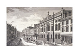Ironmongers' Hall, Fenchurch Street, London, C1750 Giclee Print by John Donowell