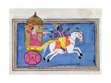 Krishna, Hindu Deity, an Avatar of Vishnu, 17th Century Giclee Print
