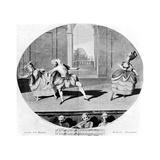Ballet Tragique, 1781 Giclee Print