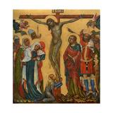 Crucifixion, C1350 Giclee Print