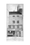 13 Aldgate, London, 1807 Giclee Print