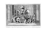 An Image Worshipped by the Chingulais..., Late 18th Century Giclee Print