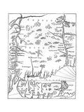Connecticut, C17th Century Giclee Print