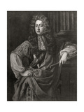 Prince George of Denmark, Late 17th Century Giclee Print by Willem Wissing