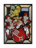 Coat of Arms, 16th Century Giclee Print