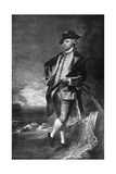 Augustus John Hervey, 3rd Earl of Bristol, C1760s Giclee Print by Thomas Gainsborough