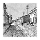 Asuncion, Paraguay, 1895 Giclee Print