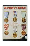 Horrockses Fabrics, 1935 Giclee Print